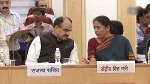 In FM Nirmala's 1st GST Council meet, move to ensure rate cuts reach consumers [Video]
