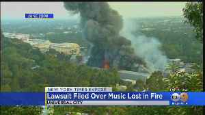 Artists File Class-Action Suit Against UMG Over 2008 Vault Fire [Video]