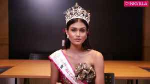 Miss India 2019 reveals all the FACTS about herself Fashion Pinkvilla [Video]
