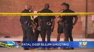 1 Person Dead After Shooting In Deep Ellum [Video]
