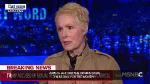 E. Jean Carroll on alleged assault by Trump more than two decades ago [Video]
