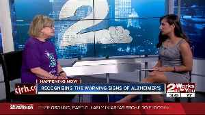 June is Alzheimer's and Brain Awareness Month [Video]