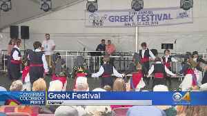 Thousands Attend 54th Annual Greek Festival [Video]