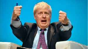 PM Contender Boris Johnson Doubles Down On October 31st Brexit Deadline