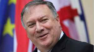 Secretary Of State Mike Pompeo Says U.S. Will Engage With Iran