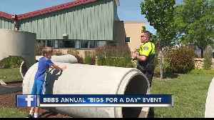 ACSO deputies become 'Bigs for a Day' [Video]