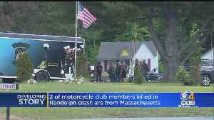 2 Of 7 Motorcyclists Killed In Randolph, NH Crash Were From Massachusetts [Video]