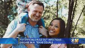 Fiji Officials Rule Out Infectious Disease As Potential Cause Of Death For Fort Worth Couple [Video]