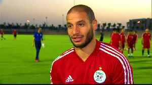 African Cup of Nations: Algeria to face Kenya in group C [Video]