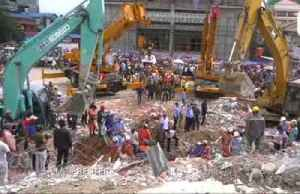 Cambodia building collapse deaths rise to 18 [Video]