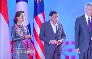 News video: ASEAN leaders summit gets underway in Bangkok