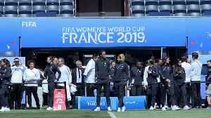 News video: Germany and Norway advance into last 8 of Women's World Cup