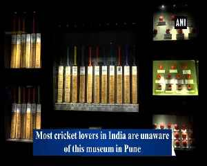 Blades of Glory' cricket museum in Pune honours the gentleman's game [Video]