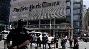 70 'Climate Emergency' Protesters Arrested Outside The New York Times [Video]