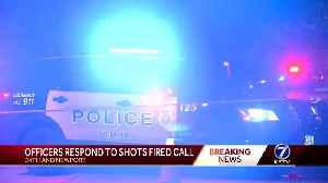 Officers investigate shots fired call [Video]
