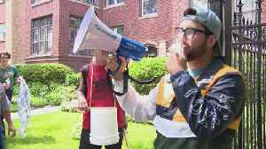 ICE Protests Continue in Rogers Park [Video]