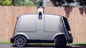 Domino's To Launch Driverless Pizza Delivery? [Video]