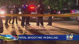 Dallas Police Investigating Homicide That Left One Man Dead [Video]