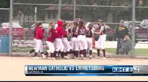 Softball highlights from Saturday [Video]