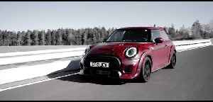 MINI John Cooper Works GP Prototype [Video]