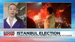 Turkish opposition: Nothing will be the same after Istanbul win [Video]