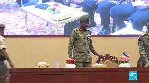 Sudan crisis: Opposition approves Ethiopian transition plan, but military rejects it [Video]
