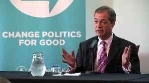 Farage: 'Boris incident is a matter of public interest' [Video]