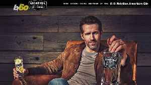Ryan Reynolds Admits He Wrote Hysterical Fake Amazon Review For His Aviation Gin [Video]