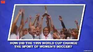 World Cup Daily:  How the '99ers Changed U.S. Soccer [Video]