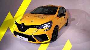 2019 Renault CLIO Sport Racing Preview [Video]