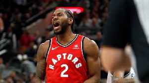 What's Better For the NBA: Kawhi Leonard in Los Angeles or Toronto? [Video]