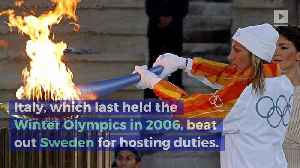 2026 Winter Olympics to Be Held in Italy [Video]