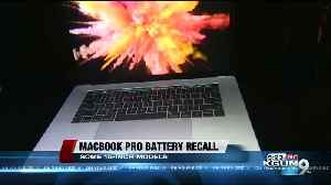 Apple voluntary recall for 15-inch MacBook Pro models [Video]