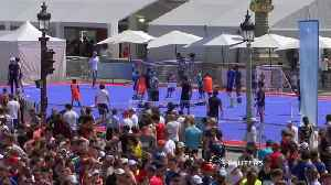 Central Paris transforms into sports arena for Olympic Day [Video]