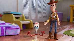 Toy Story 4 Has Massive, But Underwhelming Opening [Video]