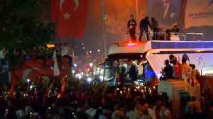 Rock Star Welcome for New Istanbul Mayor Following Election Rerun [Video]