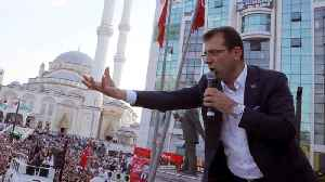 Once more, with feeling: Istanbul votes again in test of Turkish democracy [Video]