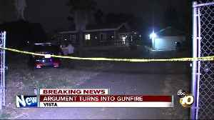 Gunfire erupts after argument between landlord and tenant in Vista [Video]