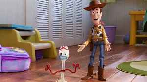 'Toy Story 4' Tops Box-Office [Video]