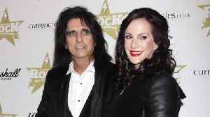 Alice Cooper And Wife Sheryl Goddard Make Death Pact [Video]