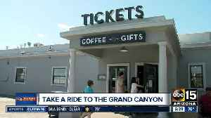 Deal of the Day: Score 30% off the Grand Canyon Railway and Hotel! [Video]