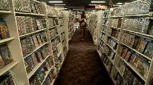 Casa Video outlasts national chains to bring video rental to 2019 [Video]