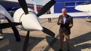 The plane that can fly 600 miles on batteries alone [Video]