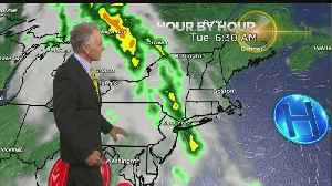WBZ Evening Forecast For June 23 [Video]