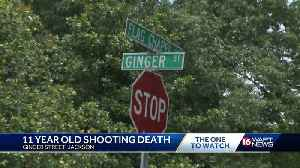 11-year-old girl killed in shooting Sunday [Video]