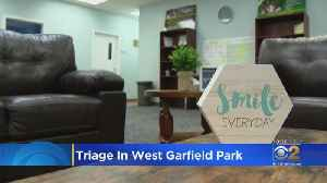 Wellness Center In West Garfield Park Takes On Wounds Underlying Chicago's Violence [Video]