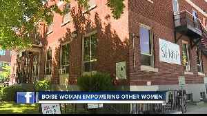 National Women's Business Council member empowers women in the Treasure Valley [Video]