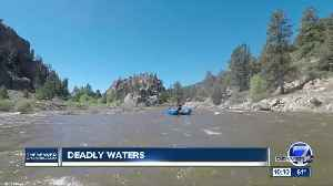 'Admire it from afar': Family of woman missing in South Fork River warn others about raging rapids [Video]