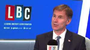 Jeremy Hunt: No Deal Is Better Than No Brexit [Video]