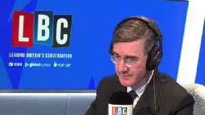 Jacob Rees-Mogg Dismisses Question On A Second Referendum [Video]